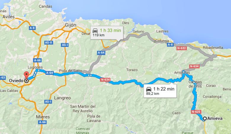 Ruta del prerromanico asturiano oviedo