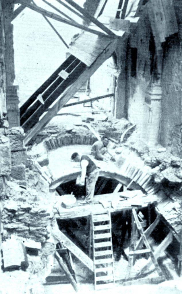 destruccion camara santa revolucion 34 prerromanico asturiano