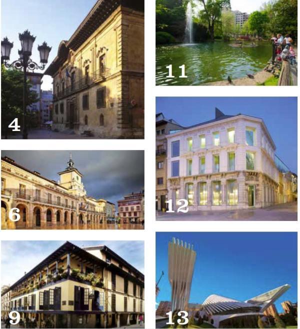 Oviedo lugares de interes turistico 4 - Oviedo en un día. Que ver en Oviedo en una mañana. Joyas de Asturias.