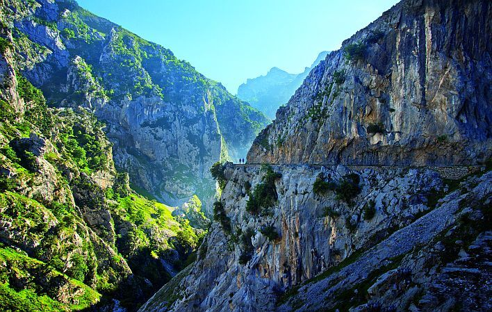 ruta del cares en asturias