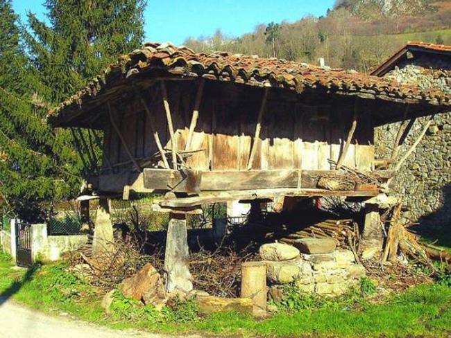 descubre los horreos en asturias