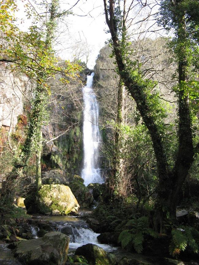 ruta por las cascadas de oneta las cascadas
