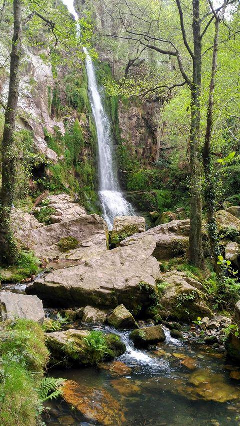 ruta por las cascadas de oneta