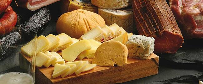 espectaculares los quesos asturianos
