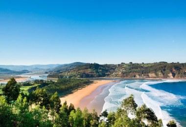 mejores playas de villaviciosa en asturias