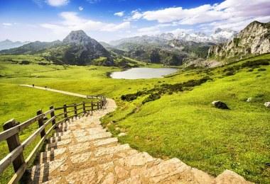 cangas de onis en asturias