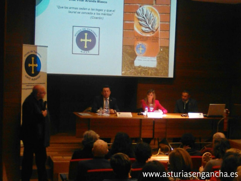 Premios Apit Asturias Luis Laria
