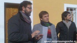 Armando Graña, Oscar Navajas y Chus