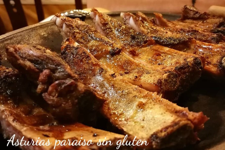 Llagar el Quesu, costillas