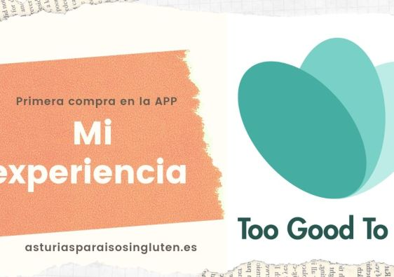 Mi experiencia con too good to go