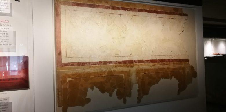 Mural termas Romanas