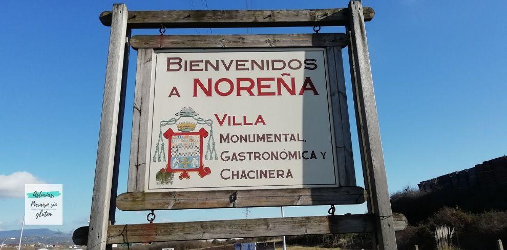 Bienvenida a Noreña