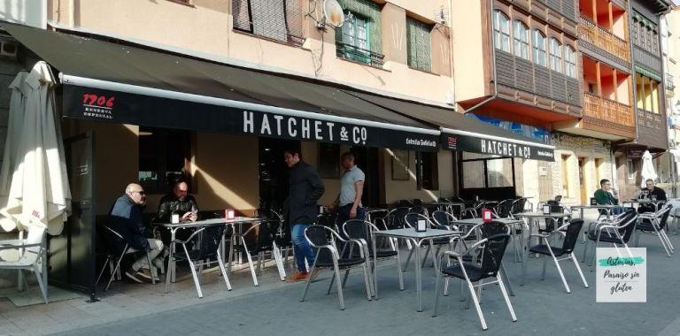 Hatchet Noreña_Exterior