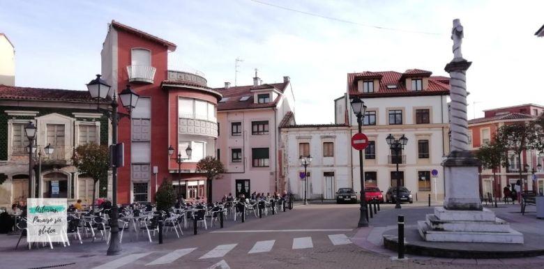 Plaza de la Cruz