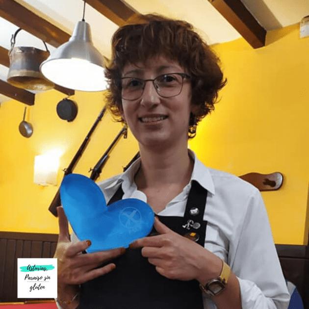 Seila y el premio FACE
