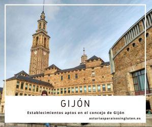 Gijón SIN GLUTEN