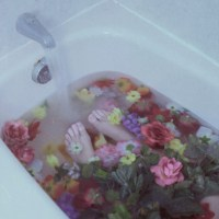Unforgettable Bath .. :)) ♥.... ♥....♥