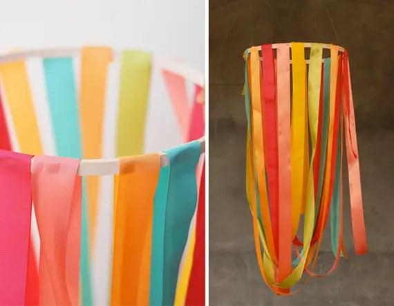 Hanging Ribbon A Subtle Revelry