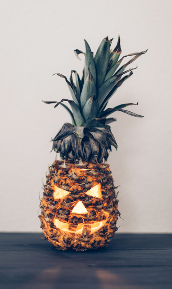 Scary Pineapple