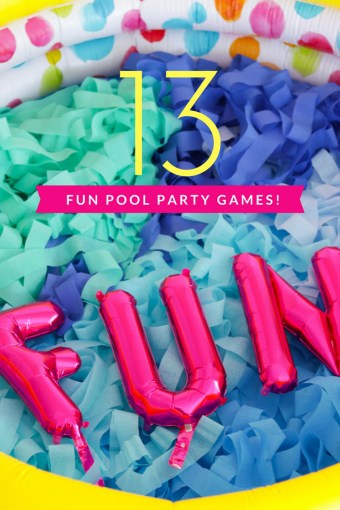 13 Pool Party Games You ve Never Seen Before     A Subtle Revelry Pool Party Games