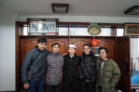 Moslem in Harbin China
