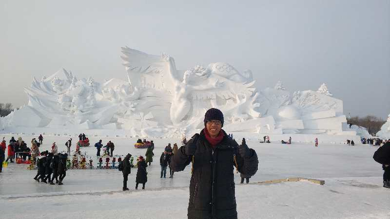 Harbin Snow Sclupture