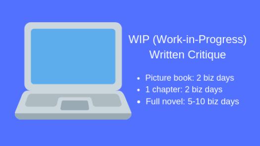 how to write a novel critique