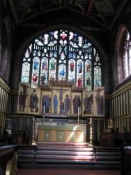 East Window - Ancestry of Christ by E Burne-Jones