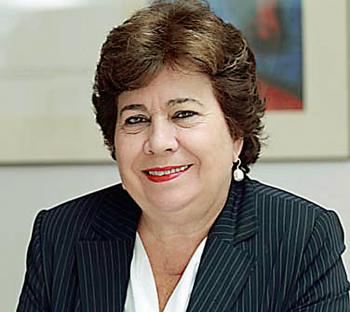 Ma Luisa Cava LLano. Defensora del Pueblo.