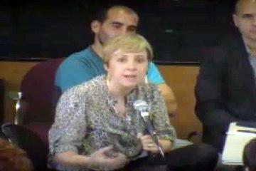 FCForum Grupo Ciudadano Contra la Corrupción. Interviene: Patricia Suárez (Presidenta Asufin)