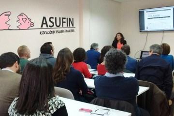 Sesiones Informativas Asufin