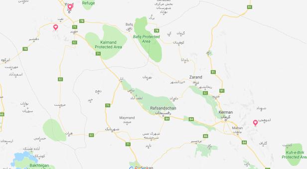 Kerman Yazd