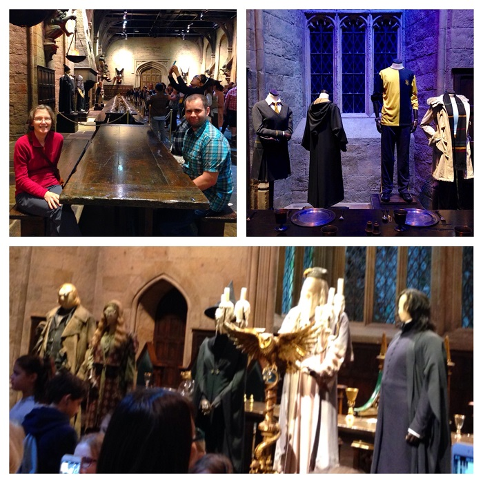 Harry Potter Studio Great Hall