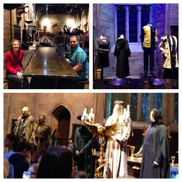 Harry Potter Studio Great Hall