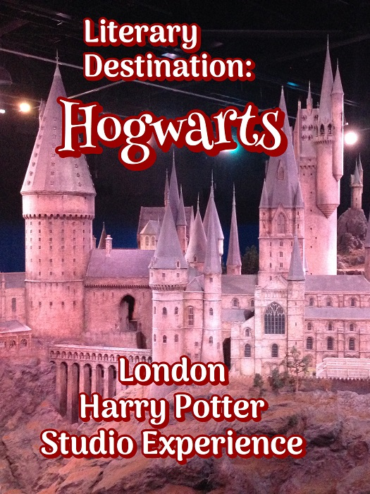 Literary Destination: London Harry Potter Studio Experience