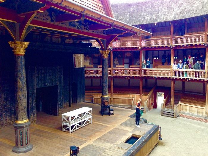 Shakespeare Globe Theater
