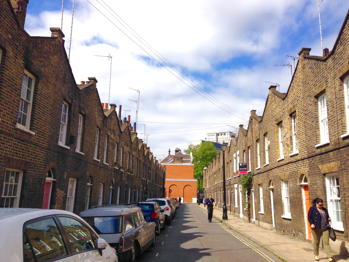 Welcome to Roupell Street, London!