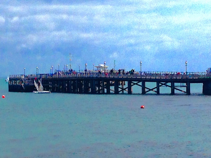 Swanage Victorian Pier