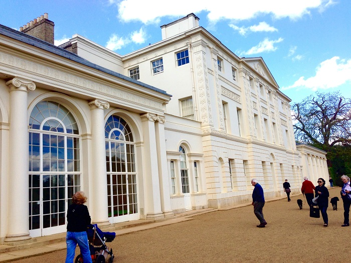 Literary Destination: Kenwood Estate, Home of Dido Elizabeth Belle
