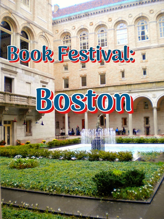 Book Festival: Boston