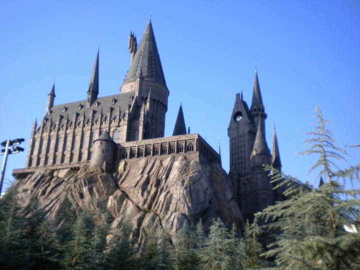 Wizarding World Orlando Hogwarts Castle