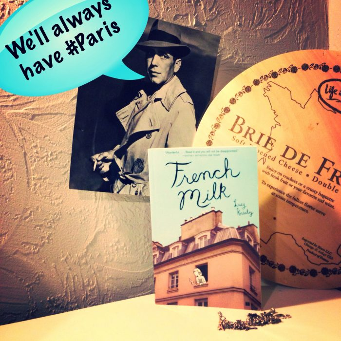 Book Review: French Milk by Lucy Knisley