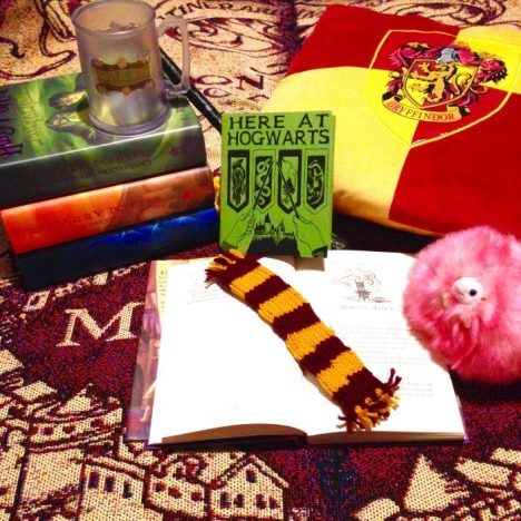 Literary Destination: The Wizarding World, Orlando, FL