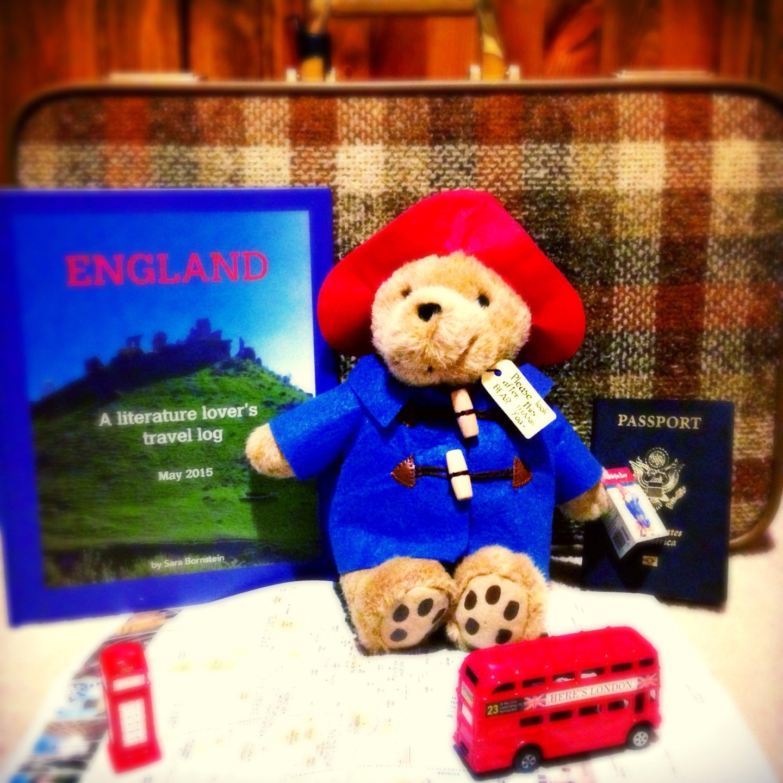 Traveling Teddy Bears