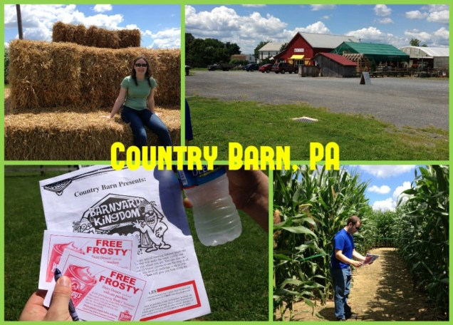 Country Barn, PA