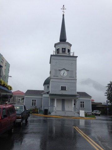Sitka's St. Michael's Orthodox Church
