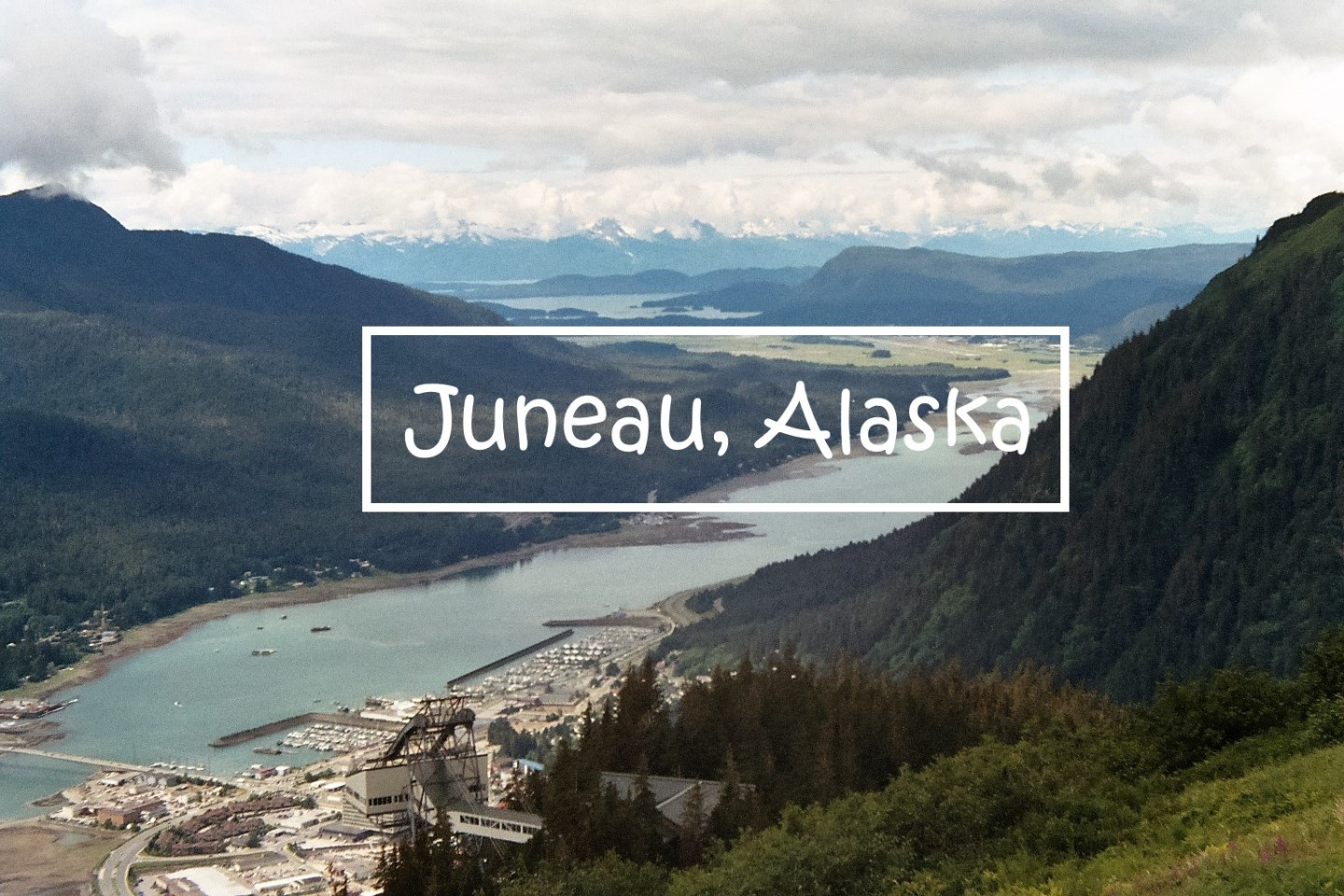 Reading Around Juneau: Welcome to my corner of the world!