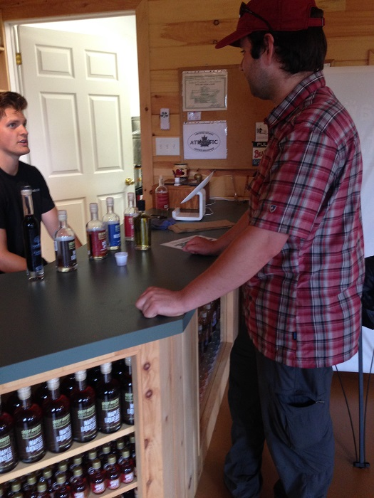 Shop Local PEI Deep Roots Distillery