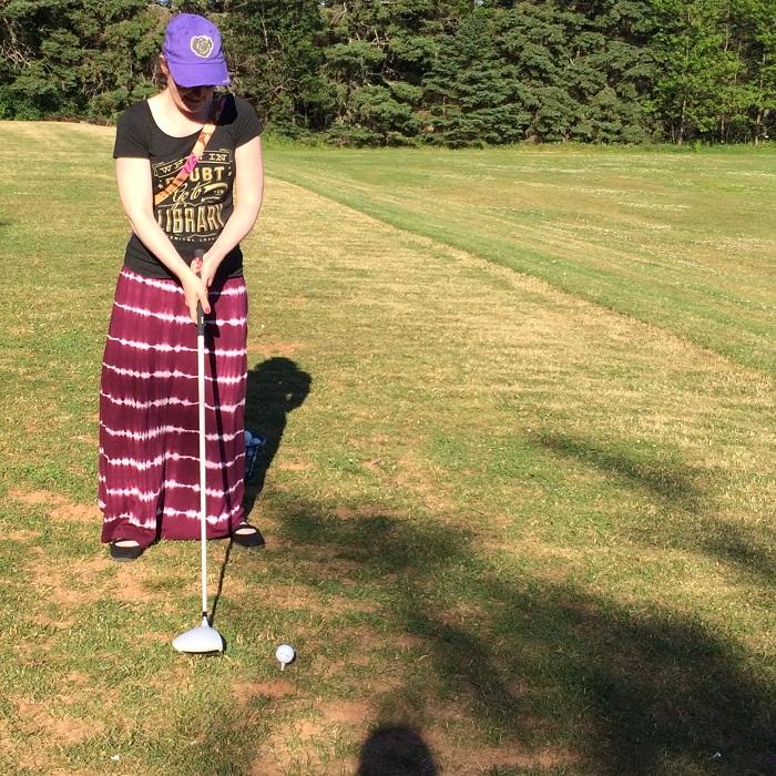 Prince Edward Island Golfing