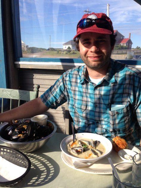 Good Eats Blue Mussel Cafe